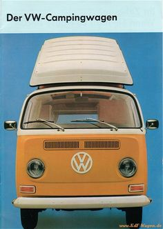 VW - 1972 - Der VW - Campingwagen - 24022.061.19018.00 2/72 - [2094]-1