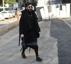 During A/W 2018#telviv##fashionweek#style#streetstyle#fashion#streetfashion#street#mode#moda#stylish#nofilter#loveit#design#trend#fashionable#beautiful#woman