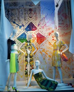 visual merchandising inspiration