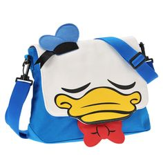 Donald Duck Purse Disney Store Japan