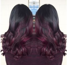 One of my choices for my hair