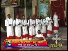 "Ethiopian Orthodox Tewahedo Church Christmas Song ""The savior of the world is born today"""