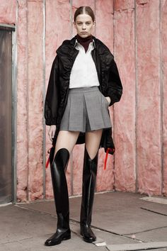 Alexander Wang | Pre-Fall 2014 Collection | Style.com