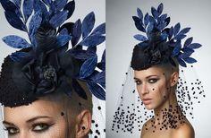 Arturo Rios Couture Hat Collection Spring // Summer 2016, Fashion Hat Designer…