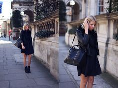 Zara Bag, Asos Dress