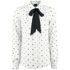 Minnie Tie Blouse - Blouse by Mickey & Minnie Mouse