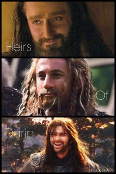 My own edit  I am in love with the line of Durin