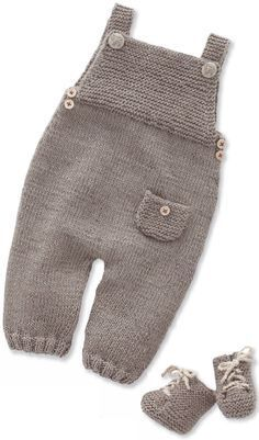 Overalls and ankle boots for children, knitting needles . : Jumpsuit and boots for children, knitting needles …, For Children Stiefeletten Stricknadeln and ankle boots children Knitting Needles Overalls Baby Pants Pattern, Baby Boy Knitting Patterns, Knitting For Kids, Baby Patterns, Free Knitting, Knitting Needles, Crochet Patterns, Crochet Baby Pants, Knitted Baby Clothes