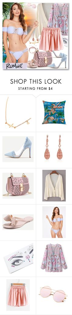 """""""www.romwe.com-XLV-10"""" by ane-twist ❤ liked on Polyvore featuring romwe, outfits and sumer"""