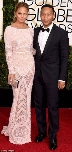 Golden Globes get off to a glittering start | Daily Mail Online