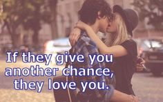 I HOPE SO! I know she loves me but will she give me another chance? I learned a life lesson that I don't want to take to another relationship. I want to make that change and get it right for HEIDI.