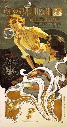 Chiozza e Turchi, Soap Manufacturers (1899)