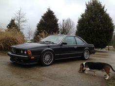 1987 BMW 635CSI - $4500 (Versailles, KY)
