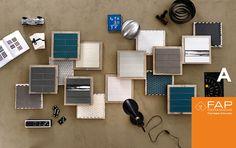 Porcelain stoneware wall tiles BOSTON by FAP ceramiche Brick Tiles, Wall Tiles, Subway Tiles, Mosaic Tiles, Glazed Brick, Boston, Material Board, Tile Suppliers, Floor Finishes