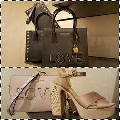 Love, cuori,  stelle, coccole...San Valentino è pronto a scagliare le sue frecce ❤ Michael Kors serie Love