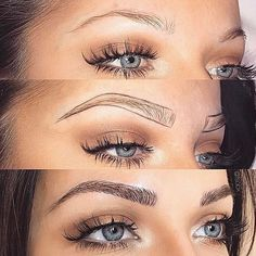 Gorgeous microblading job