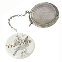 1000 Images About Tea Strainers Tea Infusers On