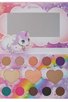 This New BH Cosmetics Unicorn Palette Is All Sorts of Magical