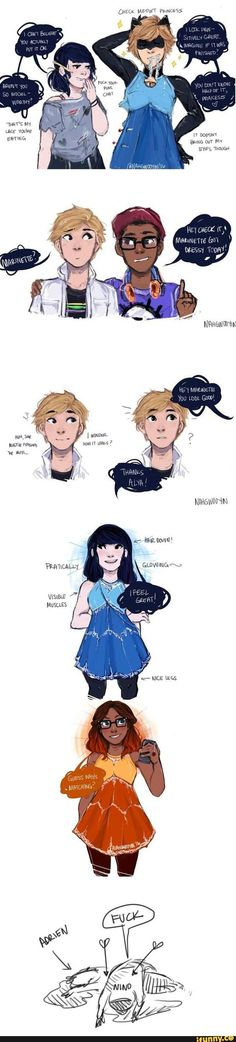 I want that dress *-* >< Miraculous Ladybug