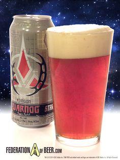 Klingon Warnog - Federation of Beer