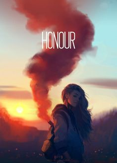 unknownskywalker:  HONOUR by Caleb Thomas