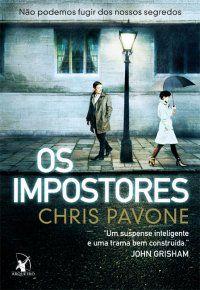 Os Impostores, Chris Pavone.