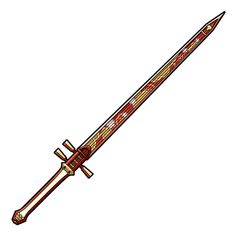Endless Melody Anime Weapons, Fantasy Weapons, Welcome To The Game, Toy 2, Weapon Concept Art, Club Style, Sword Art Online, Music Stuff, Character Concept