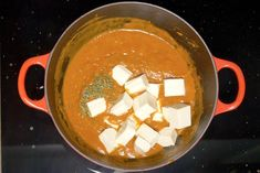 Paneer lababdar is a popular Punjabi dish made by simmering paneer in a spicy and rich gravy. #indian #paneer #curry Easy Restaurant, Delicious Restaurant, Paneer Lababdar, Indian Paneer Recipes, Paneer Dishes, How To Make Paneer, Jeera Rice, Cashew Cheese, Red Chili Powder