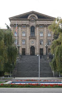 Parliament House, Yerevan, Armenia