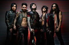 Escape The Fate Announce Headlining Tour With The Color Morale, Glamour Of The Kill - TravisFaulk.com