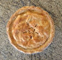 Apple Pie With Buttermilk Pastry