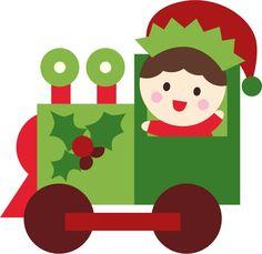 natal minus navidad pinterest language school christmas rh pinterest com Trains at Christmas Christmas Toy Train