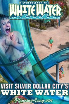 Are you planning a trip to Branson,Missouri and want to go to White Water – Silver Dollar City's water park? If so, you have come to the right place.  We recently went to Silver Dollar City and its water park (white water).  This will be the perfect guide to help you plan your day at Silver Dollar City, White Water! | Planning Away @planningaway1 #bransonvacation #whitewaterwaterpark #kidsvacation #summervaction #bestwaterparks #planningaway1 World Travel Guide, Top Travel Destinations, Rv Travel, Travel Guides, Travel Tips, Best Family Vacations, Family Resorts, Family Travel, Branson Vacation