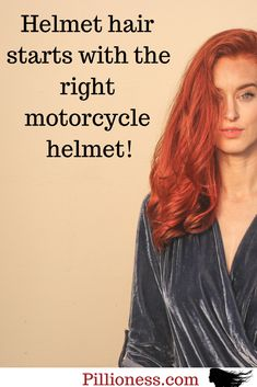 It's true that women's motorcycle helmets will make you look like you slept under a hedge. But a day out on a motorcycle is worth it! Victory Motorcycles, Honda Motorcycles, Vintage Motorcycles, Biker Helmets, Womens Motorcycle Helmets, Motorcycle Girls, Lady Biker, Biker Girl, Ducati Monster Custom