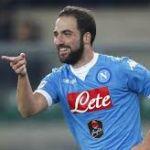 Fontanarosa (AV): fortunato tifoso del Napoli gioca al lotto i numeri della data di nascita di Gonzalo Higuain (10-12-87) e realizza un terno da 30.315€.