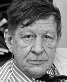 W.H.Auden was born in York in 1907 and was considered one of the foremost writers of the last century. He spent much of his life in America and died in Austria in 1973.
