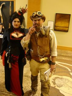 SteamCon III Roundup: You're Glowing!