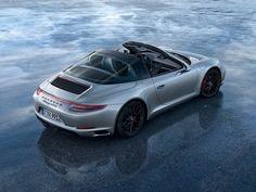 Nuevo #Porsche911Targa4GTS.