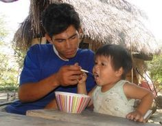 Bolivia: Men Get Familiar With Child, Maternal Nutrition, and Health | WFP | United Nations World Food Programme - Fighting Hunger Worldwide...