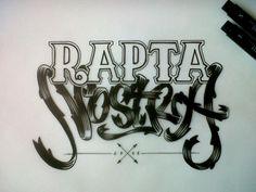Rapta Nostra  by Albin Bousquet