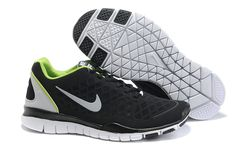Nike Free TR Fit Mens Dark Black Fluorescent Green 429785 006 [Karen Millen Coats 040] - $56.25 : Collecting Cheap Tiffany Free Runs,Tiffany Blue Nikes Online for Customers
