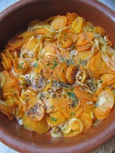 The kitchen here and ISCA: Baked carrots Veggie Recipes, Lunch Recipes, Healthy Dinner Recipes, Cooking Recipes, Baked Carrots, Candied Carrots, Health Dinner, Vegan Dinners, Chefs