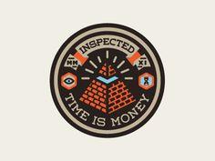 Inspected emblem  by Saintgraphic