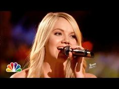"Danielle Bradbery: ""Shake the Sugar Tree"" - The Voice Highlight - YouTube"
