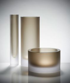^ The Basics Collection Glassware by Belgium Designer Anna Torfs