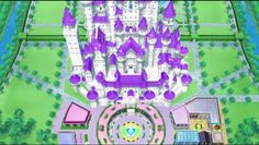 After winning the winter Grand Prix Hibiki became the manager of Pripara she changed Pripara into celebpara and built the castle in place of Pripara tower