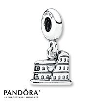 the colosseum pandora charm
