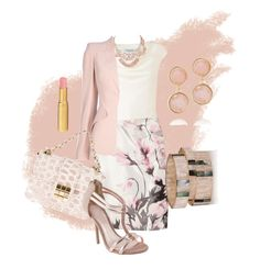 Polished by agolm on Polyvore featuring polyvore, moda, style, L.K.Bennett, Alexander McQueen, Valentino, Dsquared2, Tory Burch, Humble Chic, Bobbi Brown Cosmetics, Too Faced Cosmetics, fashion and clothing