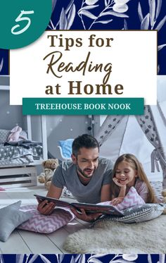Reading at home with your child is very important in helping them to improve their reading skills. I want to share with you my top 5 tips for reading at home. #readingtips #readingathome #tipsforreadingathome #readingathometips
