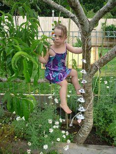 Music tree - climbing tree at M A T A P I H I Kindergarten ≈≈